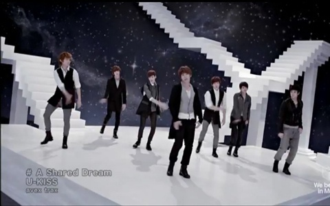 "U-Kiss Releases MV for ""A Shared Dream"""