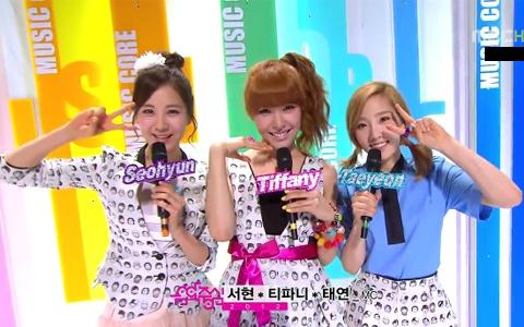 MBC Music Core 03.10.12