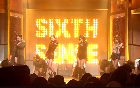 MBC Music Core 10.01.11