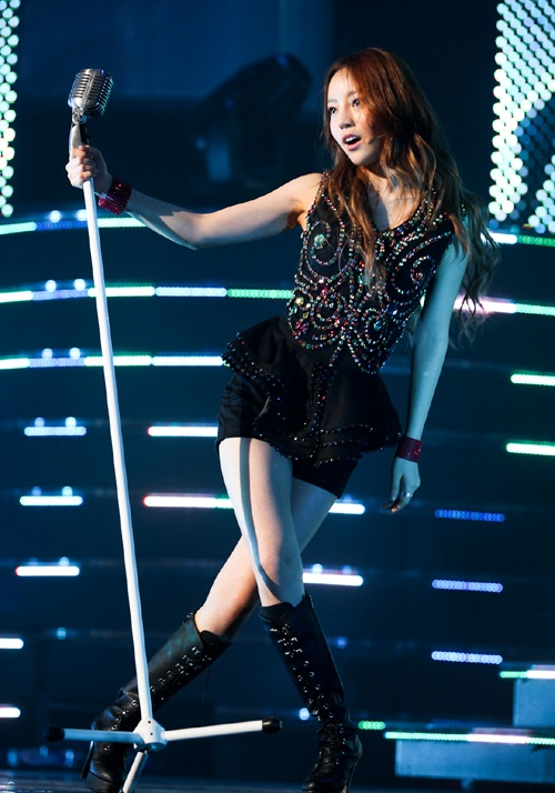 Kara's Goo Hara Explains Why She Cried During the February Concert