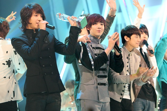 Mnet M! Countdown 09.09.10 Performances