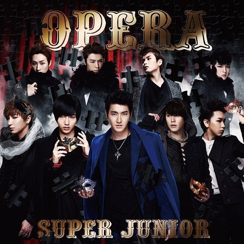Super Junior Tops Japanese Oricon Chart!
