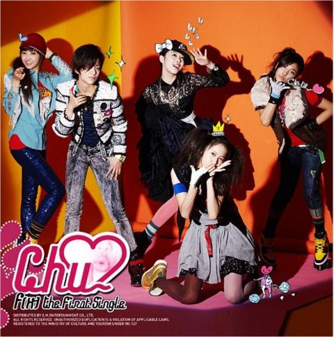 Album Review: f(x) 1st Single – Chu-♡