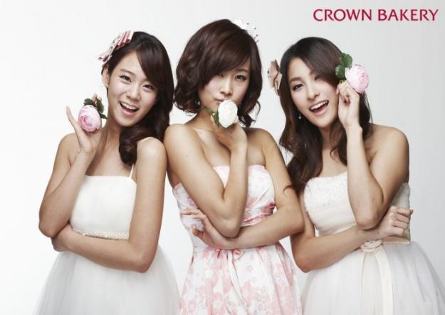 Crown Bakery White Day Edition (KARA)