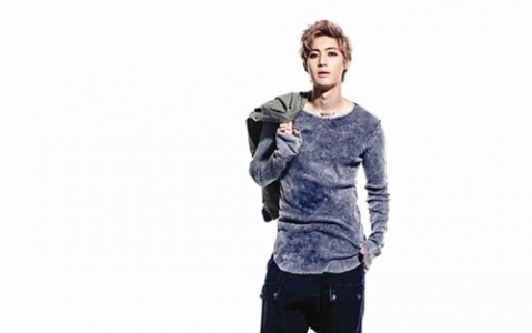 """Kim Hyun Joong Releases Dance Practice Video for """"Lucky Guy"""""""
