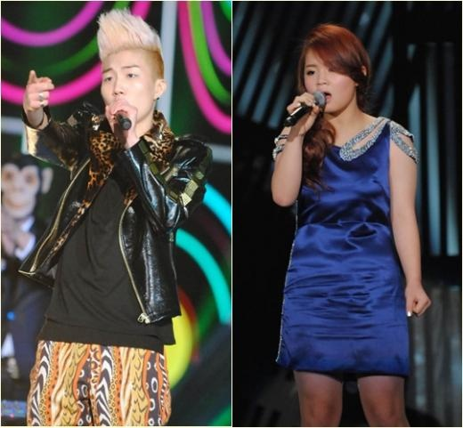 """Lee Seung Hoon and Lee Ha Yi from SBS """"K-Pop Star"""" Pick Management Agency"""