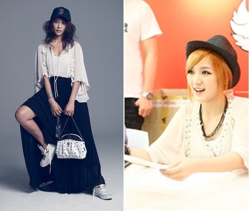 Who Wore It Better? : Han Eun Jung vs miss A's Jia