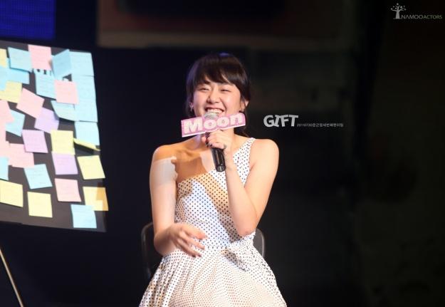 Moon Geun Young 2011 Fanmeeting
