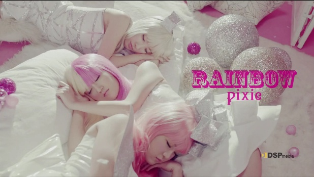 "Rainbow Pixie Releases NG Cuts from""Hoi Hoi"" MV"