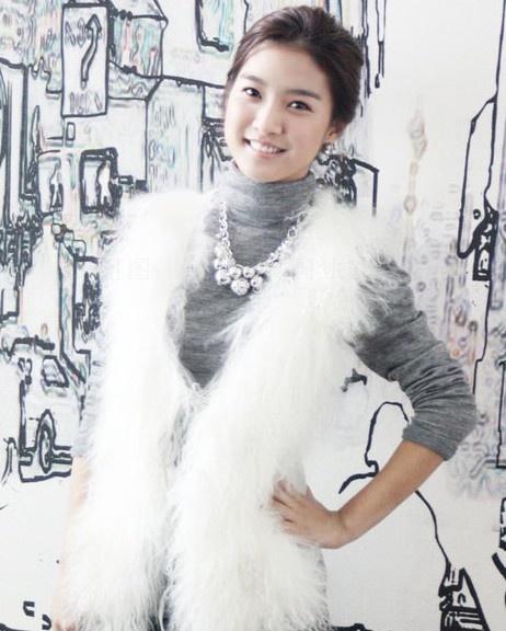 Photoshoot from Sohu (Kim So Eun)