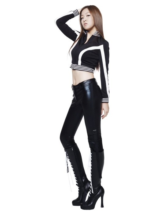 SISTAR's Soyou Almost Debuted as 4minute