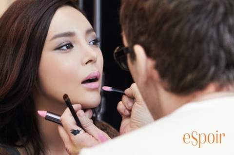 Park Si Yeon to Model for Cosmetics Brand eSpoir