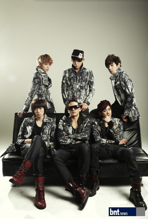 Teen Top Participates in 2012 Canadian Music Festival