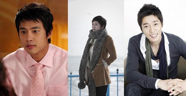 "Jang Suh Hee, Suh Ji Suk, and Go Joo Won lead the SBS drama ""OB & GYN (산부인과)"""