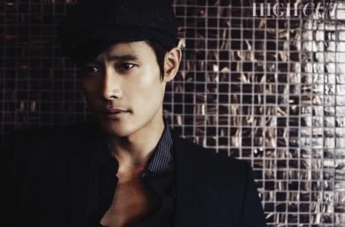 Lee Byung-hun Featured on CNN Talk Asia