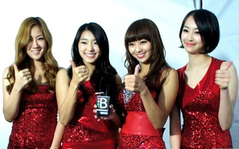 "BEAST, 4minute, and SISTAR Support KPOP Masters ""Like"" Campaign"