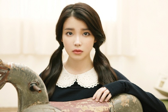 IU's Middle School Voice on Wanted Album