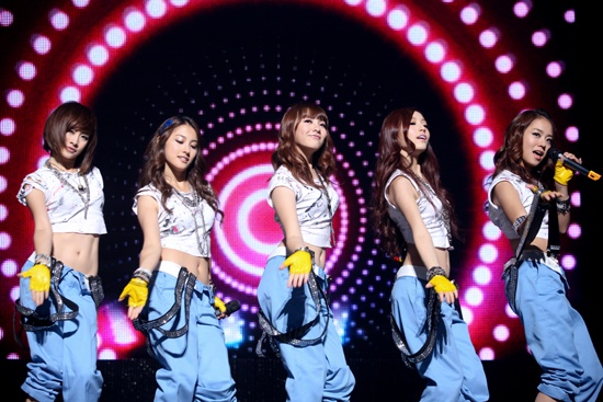 How Much is Too Much? FTC: Restrictions on Korean Girl Groups