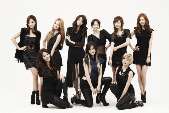 """SNSD to Release Japanese Repackage Album of """"Girls Generation"""""""