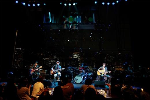 CN Blue First Korean Artist on Japanese MTV Unplugged