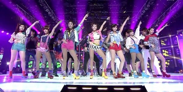 SBS Inkigayo 07.24.11