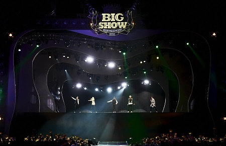 """Fan Comments from Big Bang's """"Big Show 2011"""" ★"""