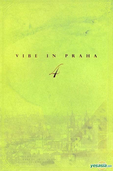 Album Review – Vibe – Vol. 4 – Vibe in Praha