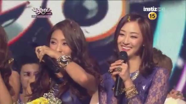KBS Music Bank April 27, 2012
