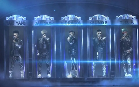 Big Bang Releases Official Trailer for ALIVE TOUR 2012
