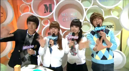 MBC Music Core 01.22.11