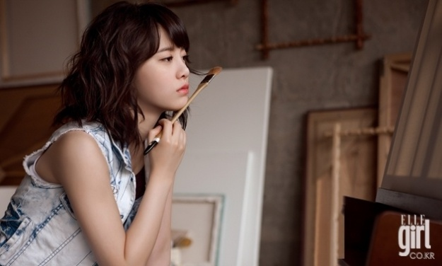 Goo Hye Sun Was a Talented Writer from a Young Age