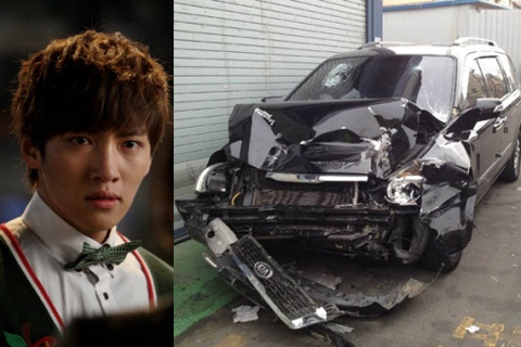 """Bachelor's Vegetable Store"" Ji Chang Wook Involved in a Car Accident"