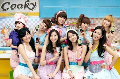 Weekly K-Pop Music Chart 2010 – April Week 4