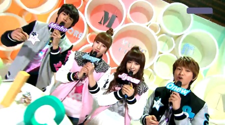 MBC Music Core 02.12.11