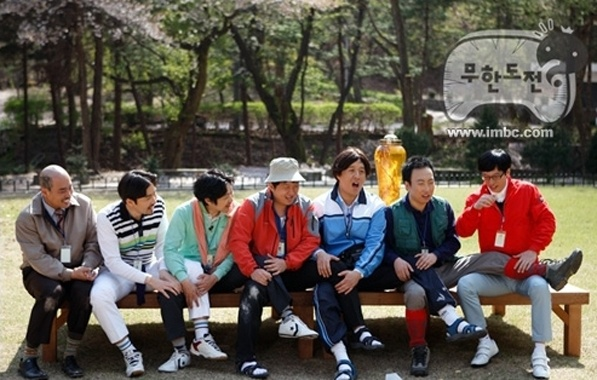 """""""Infinity Challenge"""" Members Miss Each Other"""