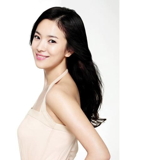 Song Hye Gyo's Perfect & Blemish-free Skin