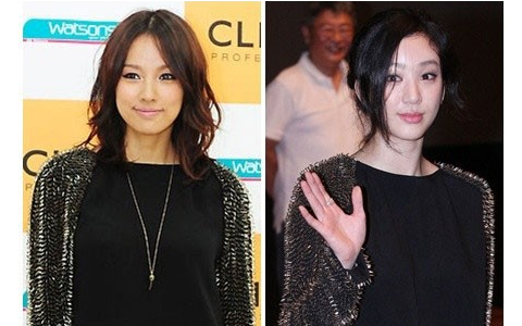 Who Wore It Better: Lee Hyori vs Jung Ryeo Won