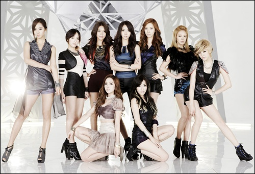 """SNSD's """"Tired Look"""" on MTV Interview Sparks Concerns over Their Health"""