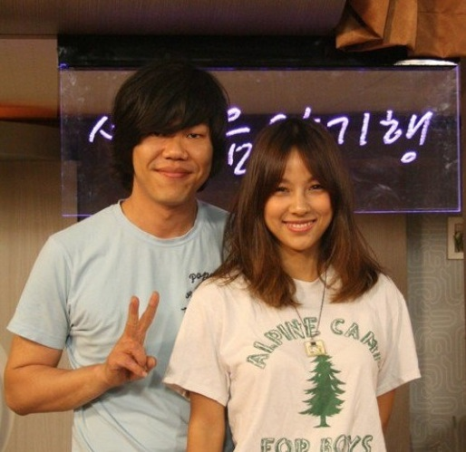 "Lee Hyori's Boyfriend Lee Sang Soon to Appear on ""You And I"""