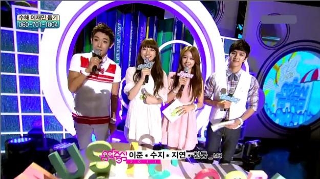 MBC Music Core 07.30.11
