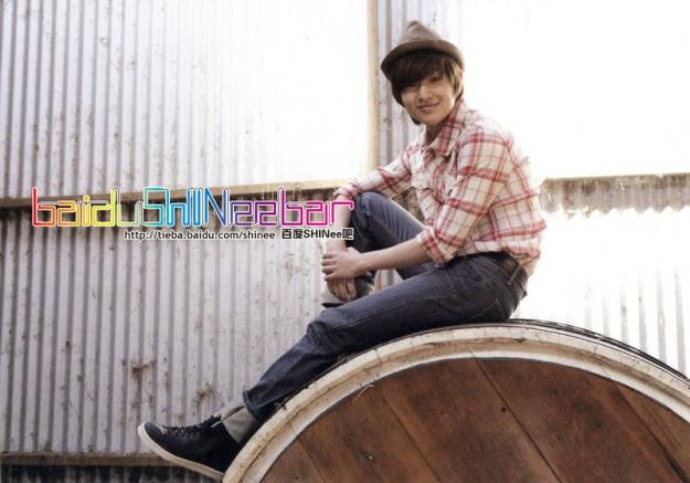 """1st Photobook """"DAY"""" (SHINee)"""