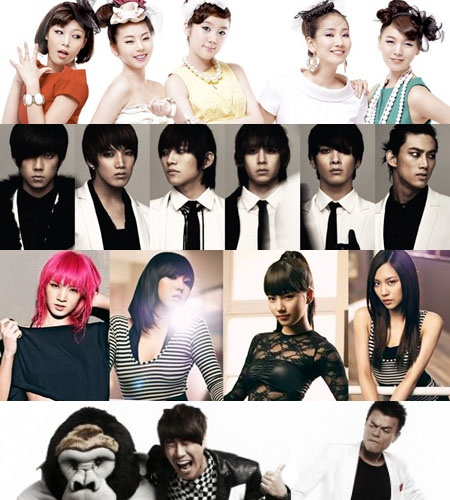 JYPE to Hold First-Ever Joint Concert