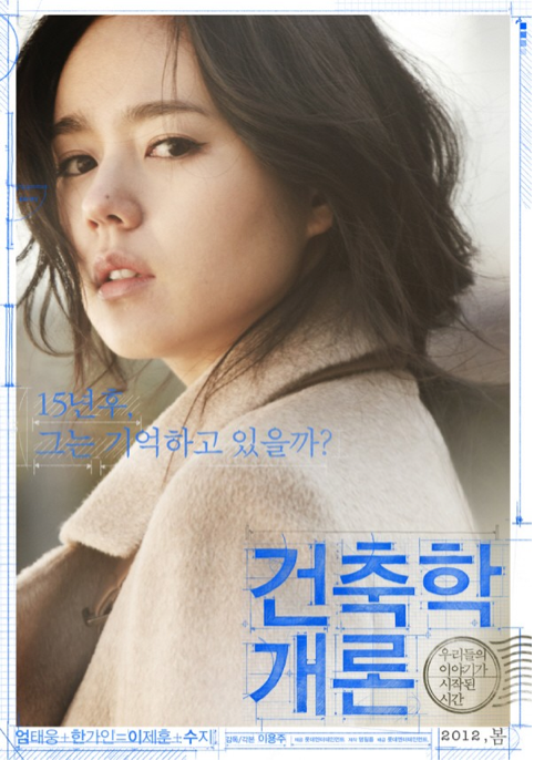 """""""Introduction to Architecture"""" Reveals New Stills of Han Ga In"""