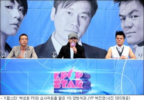 "Yang Hyun Suk Shares Thoughts on Upcoming SBS ""K-Pop Star"""