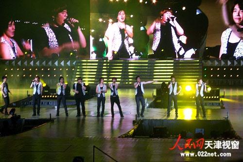 China's Concert Photos (Super Junior)