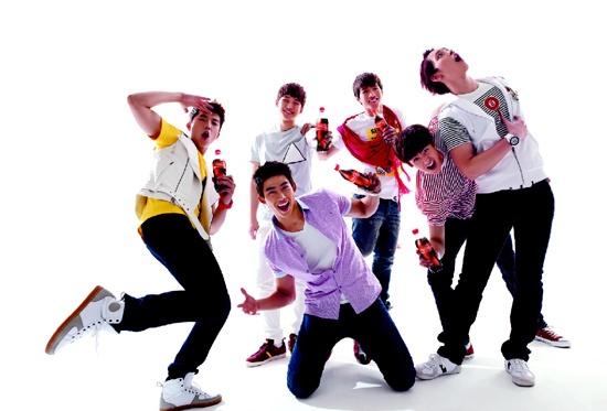 2PM's New Coca~Cola CF Has Been Released!