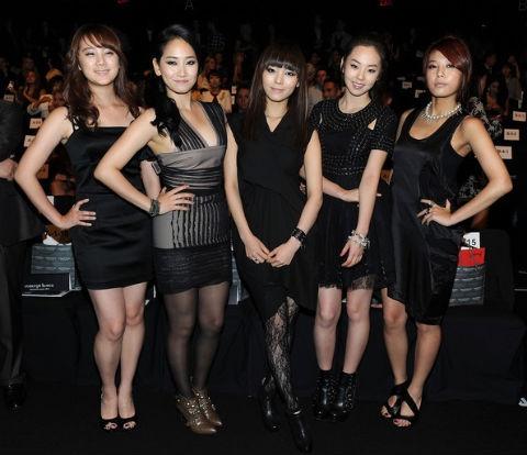 Wonder Girls Reveal Their True Height and Weight