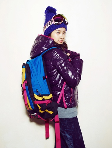 CN Blue, Yoon Si Yoon, and Jung So Min for NII (Winter '10)