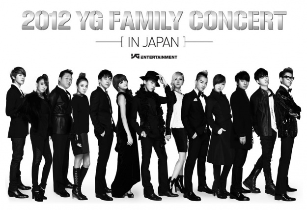YG Family Concert in Japan Expected to Make $26 Million USD