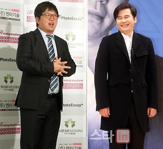 Does YG Entertainment Manage Comedians Too?
